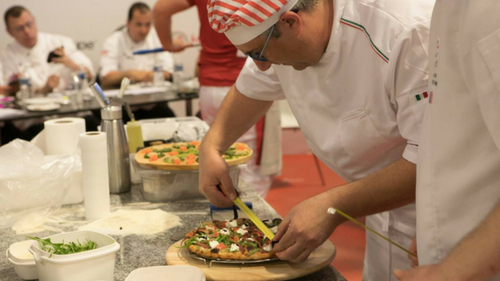Tendances restauration rapide Championnat de France de la Pizza 2017