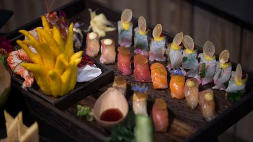 Tendances restauration rapide Championnat de France du Sushi 2017